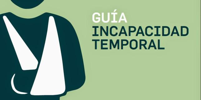 GUÍA DE GESTIÓN DE LA INCAPACIDAD TEMPORAL