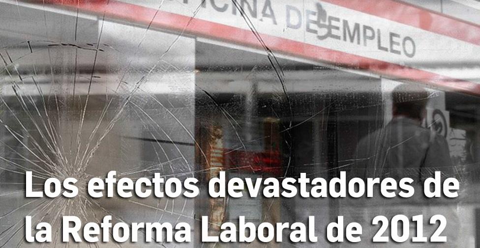 LOS EFECTOS DE LA REFORMA LABORAL