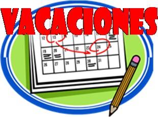 VACACIONES 2020: PREGUNTAS FRECUENTES